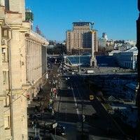 Снимок сделан в Готель Козацький / Kozatskiy Hotel пользователем Ievgen G. 3/15/2013