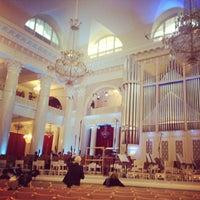 Снимок сделан в Филармония им. Д. Д. Шостаковича. Большой зал пользователем Nikita G. 3/31/2013