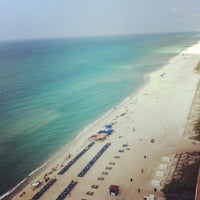 Photo taken at Splash Resort Panama City Beach by Kayla D. on 7/5/2012