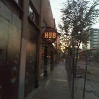 Photo taken at Hub by Junxiao S. on 5/16/2012