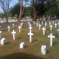 Photo taken at Libingan ng mga Bayani by Patrick T. on 3/6/2012