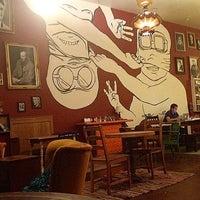 Photo taken at Kreuzberg Coffee Company by Michael Anthony on 7/3/2012