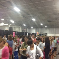 Photo taken at Lilly Pulitzer Warehouse Sale by Stephanie S. on 6/14/2012