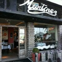 Photo taken at Martinez Restaurante by Henrique J. on 9/1/2012