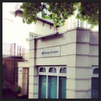 Photo taken at Henry Schein London Showroom by Nevlynn J. on 9/17/2013