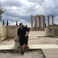 Photo taken at Στάση Εθνικής Αντιστάσεως by Efe K. on 5/6/2016
