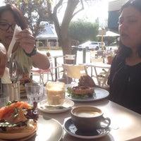 Photo taken at Coode Street Cafe by Priya N. on 10/1/2017