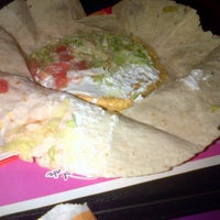 Photo taken at Taco Bell by Ashley D. on 10/14/2012