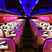 Photo taken at Virgin America by Chris L. on 5/24/2013