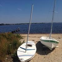 Photo taken at Ocean Gate Boardwalk by Susan B. on 8/26/2014