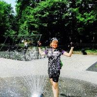 Photo taken at Vinmont Playground by Susan B. on 7/12/2015
