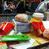 Photo taken at McDonald's by Ksu K. on 1/2/2013