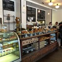 Photo taken at Tatte Bakery & Café by Kate D. on 5/26/2013