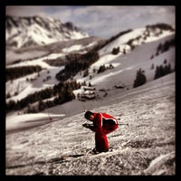 Photo taken at Skigebiet Maria Alm - Hintermoos / Ski amadé by Florian A. B. on 2/5/2013