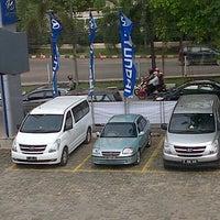 Photo taken at Hyundai Mobil Indonesia by Yuri A. on 5/21/2013