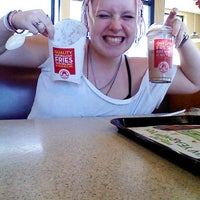 Photo taken at Wendy's by Taylor B. on 3/10/2013