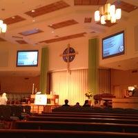 Photo taken at Epworth United Methodist Church by Deborah C. on 9/29/2013