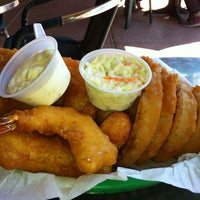 Photo taken at Thousand Oaks Fish & Chips by Fantastical L. on 8/23/2013