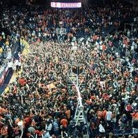 Photo taken at John Paul Jones Arena by Michael O. on 3/1/2013