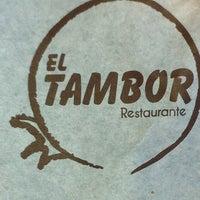 Photo taken at El Tambor by Diana G. on 3/30/2013
