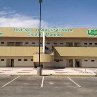 Photo taken at UABC  Cd. Morelos by Óscar A. on 3/11/2014