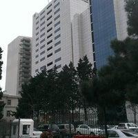 Photo taken at Bank of Azerbaijan by √€z¥N4!k on 2/20/2013