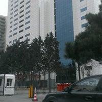 Photo taken at Bank of Azerbaijan by √€z¥N4!k on 3/1/2013