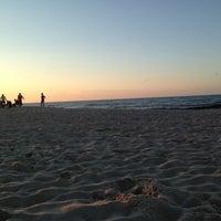 Photo taken at Plaża 12 by Ola Z. on 7/31/2013