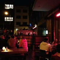 Photo taken at Hoxton Square Bar & Kitchen by Al B. on 9/29/2012