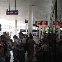 Photo taken at Lloret de Mar Bus Station by Женя К. on 8/29/2013
