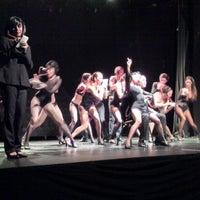Photo taken at Teatro Vivian Blumenthal by Peregrín P. on 8/18/2013