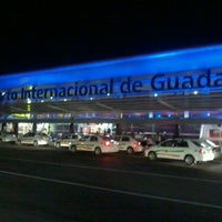 Photo taken at Guadalajara International Airport (GDL) by Lux S. on 5/17/2013