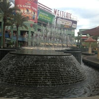 Photo taken at Westgate Entertainment District by Kelsey on 3/16/2013