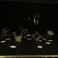 "Photo taken at Театр ""ЖИВ"" by Alexandra A. on 4/29/2013"