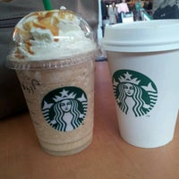 Photo taken at Starbucks by Yves D. on 9/23/2012