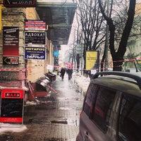 Photo taken at Ярославів Вал by Nastya Y. on 1/16/2013