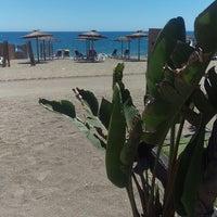 Photo taken at Playa Rio Seco by Javi R. on 7/2/2017
