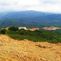Photo taken at melen barajı kaya ocağı by Tufan B. on 6/12/2013
