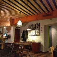 Снимок сделан в DRUZI cafe & bar пользователем Анастасия 3/14/2013