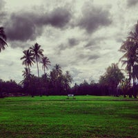 Photo taken at Campo de Golf de Colima by JP G. on 7/8/2013
