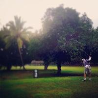 Photo taken at Campo de Golf de Colima by JP G. on 6/25/2013
