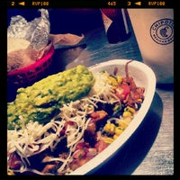 Photo taken at Chipotle Mexican Grill by Elaine M. on 2/14/2013