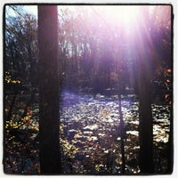 Photo taken at Lincoln Woods State Park by Mallory B. on 11/4/2012