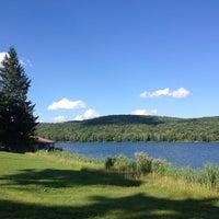 Photo taken at Alpine Lake Resort by Sarah F. on 7/29/2013