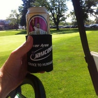 Photo taken at Blackhawk Golf Course by Joe H. on 8/23/2015