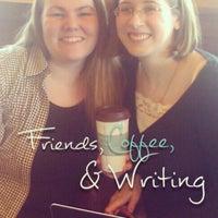 Photo taken at Caribou Coffee by Jansina G. on 11/7/2014