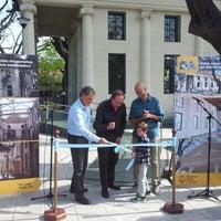 Foto tomada en Centro del Distrito Tecnológico (Ex Confitería Zoo del Sur) por anette04 el 9/29/2012
