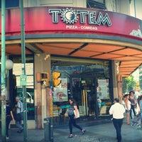 Foto tomada en Totem Pizza por Marcelo K. el 3/14/2013