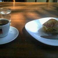 Photo taken at Rosa's Café by Henrique M. on 9/28/2012