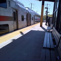 Photo taken at NJT - Metropark Station (NEC) by David Eric H. on 5/1/2013